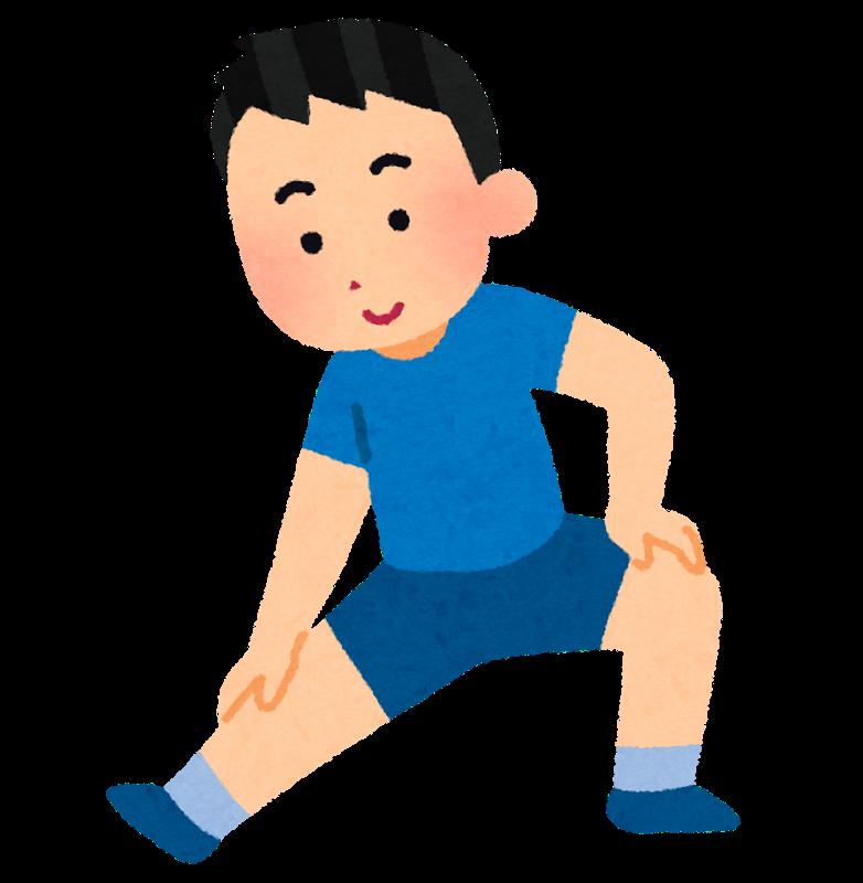 膝を鍛える方法